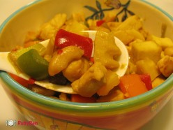 Vietnamese Cashew Chicken (Ga Xao Hot Dieu) Recipe