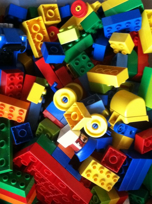 Lego Products: Duplo