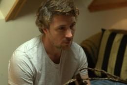 Aidan Gillen as Patrick Daly in Wake Wood