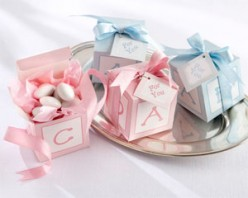 Don't Get Boxed In! Use Favor Boxes Creatively at Your Next Baby Shower