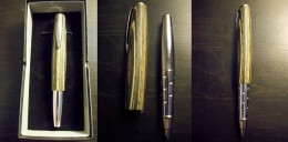 My autograph pen, one of the first I recieved as a gift.