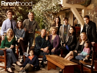 "The cast of ""Parenthood."""