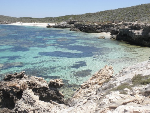 Some 4,000 Aboriginal men and boys died on this island during this period.