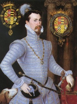Who was Robert Dudley?