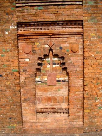 Terracotta work