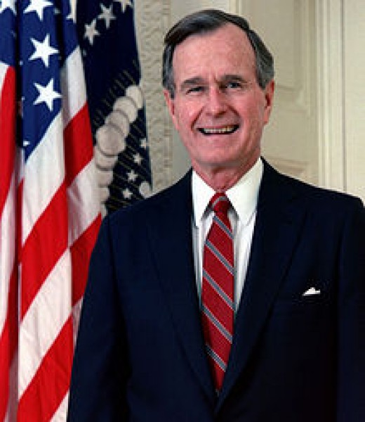 George H. W. Bush was a ISTJ