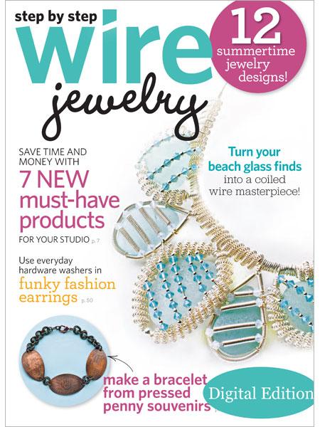 Step by Step Wire Jewelry Magazine June -- July 2011 Vol7No3