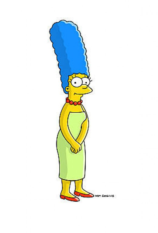 Marge Simpson is a ISFJ