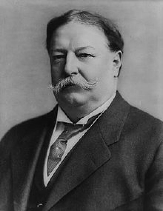 Willima Howard Taft was a ISFJ