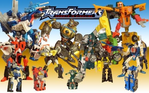 Originally done as Car Robots 2000 in Japan, the RID line was brought over after the failure of the Beast Machines line.
