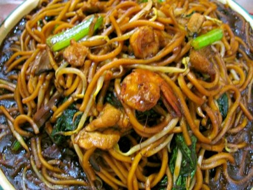 Noodles of Longevity
