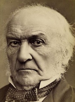 Who was William Ewart Gladstone?