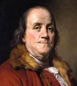 Who was Benjamin Franklin?