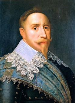 Who was Gustavus Adolphus?