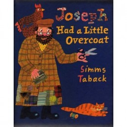 Joseph Had a Little Overcoat by Simms Taback, a children's picture book about a resourceful