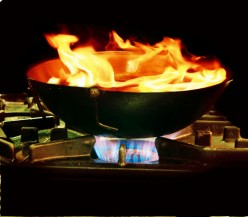Where did the Wok come from. And what can you tell me about the Wok?