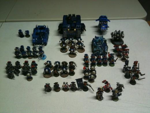 Ultramarines 2nd Company