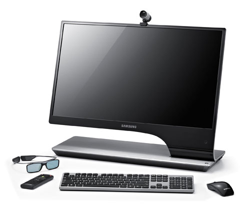 Samsung Series 9 Desktop announced in Jan 2012.