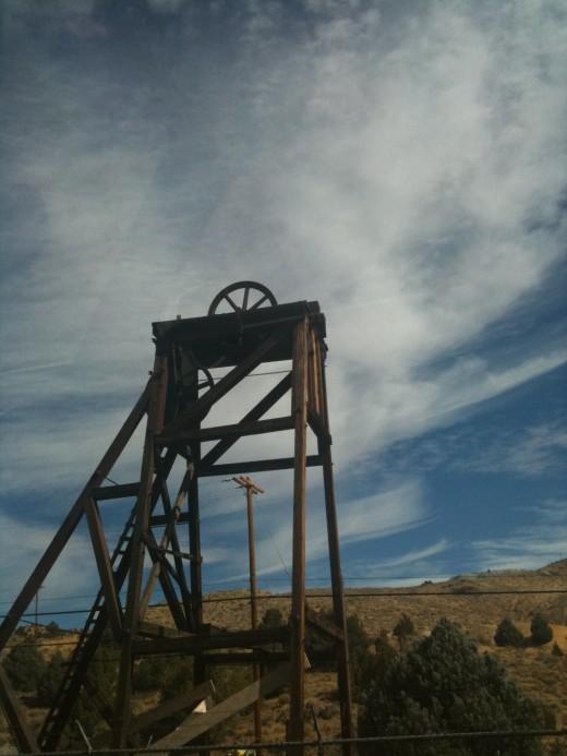 Mine in Virgina CIty