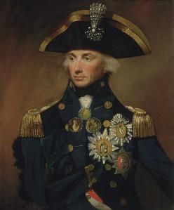 Who was Horatio Nelson?
