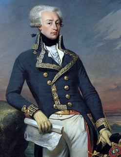 Who was Marie-Joseph Paul Lafayette?