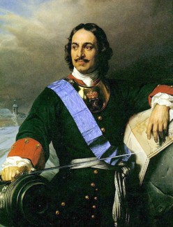 Who was Peter the Great?