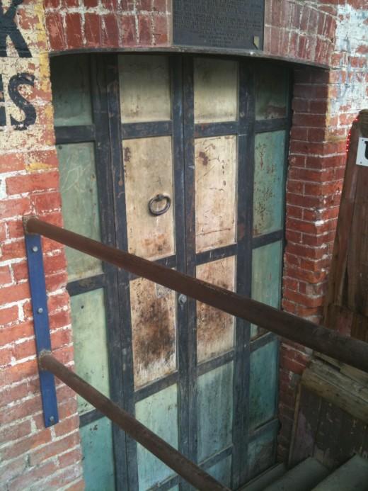 Random door picture
