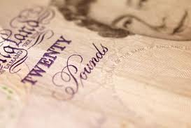 Bank of England £20 Note
