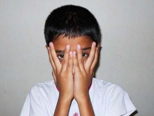 Shyness in children