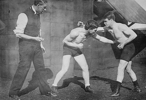 The Last Universally Recognized Bare Knuckle World Heavyweight Title Fight Took Place In 1889 Which Saw Champion John L Sullivan Defeat Jake Kilrain
