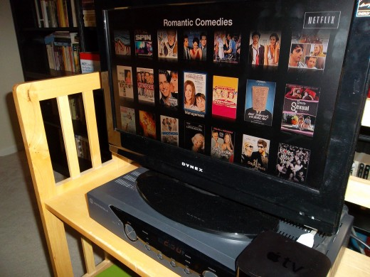 Netflix is a great option for families that watch lots of movies every month.
