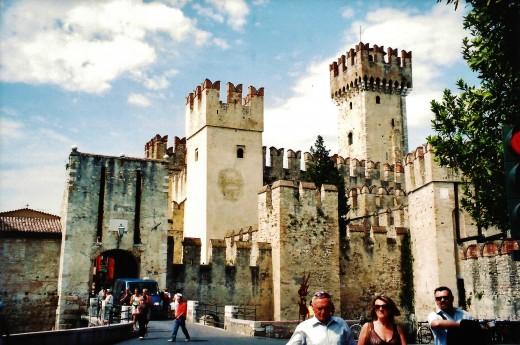 Sirmione Castle (Rocca Scaligera)