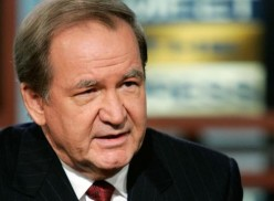Pat Buchanan - Just Another Paper Cup Thrown Out the Window