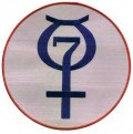 Mercury 7 Patch