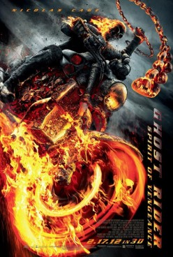 Ghost Rider comes back with a Spirit of Vengeance