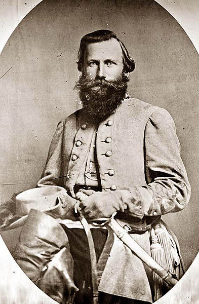 Jeb Stuart was one of many Confederate soldiers with families ties to Union men.