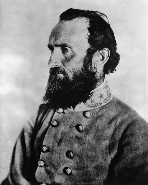 Stonewall Jackson may have been unbeatable on the field, but he was unable to convince his sister to support the Confederacy.
