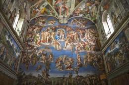 Michelangelos The Last Judgement