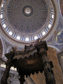 Canopy and Dome