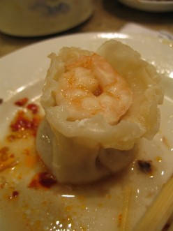 Shao-mai with Shrimp
