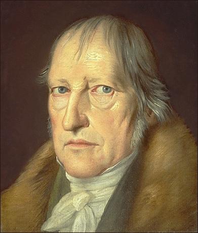 Hegel.