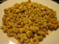Macaroni and Cheese-Homemade