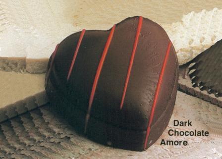 Dark Chocolate Heart