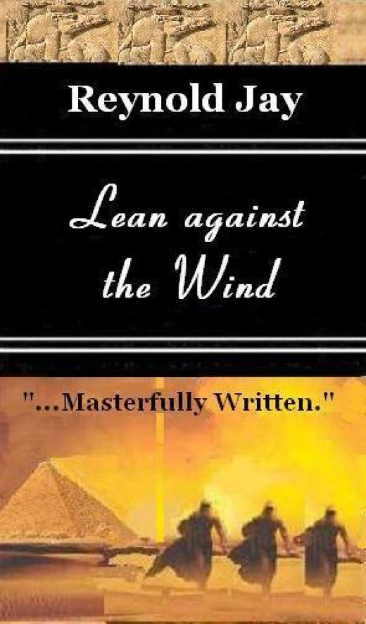 Lean against the Wind Reynold Jay Personal Photos of his books