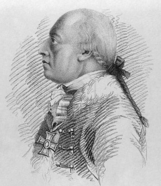 An Engraving of Wurmser