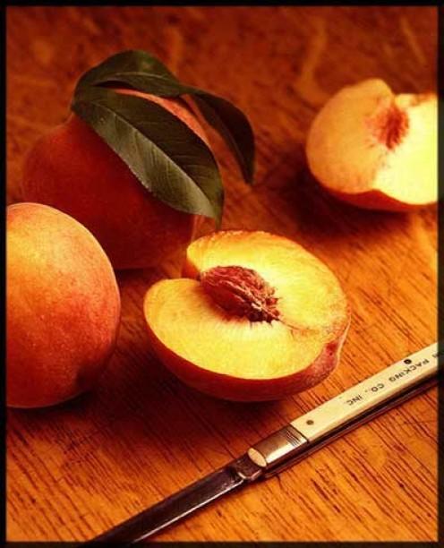 Peaches Ready to Eat