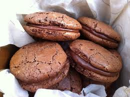 French Chocolate Macaroons