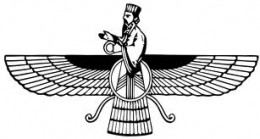 This is the image most commonly associated with Zoroaster the prophet