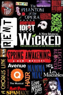 What is your favorite musical of all time and why?