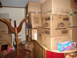 Planning, Organizing, Packing:  Moving Days Daze---You Can Do It!!!